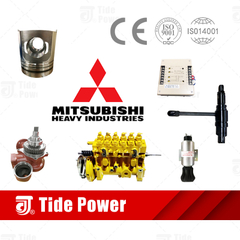 Mitsubishi S16R S16R2 S16R-PTA S16R-PTA2 S16R-PTAA2 S16R2-PTAW Engine spare parts